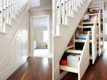 Saving Space in your home? here are some Clever Ideas