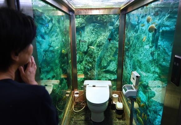 15 Of The Coolest Toilets From Around The World Chaostrophic