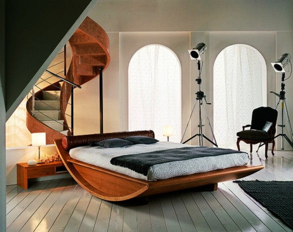 bizarre bedrooms