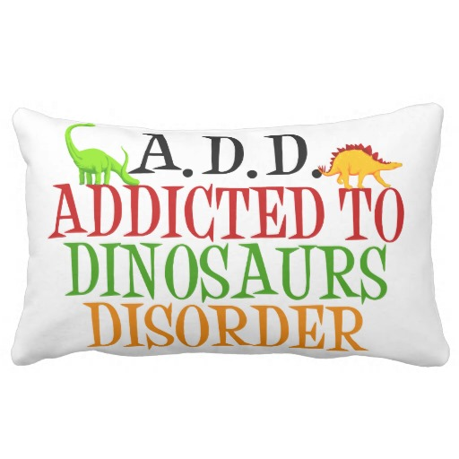 Funny Dinosaur Pillows