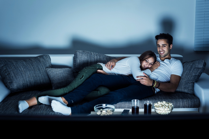 Cute date night movies on netflix