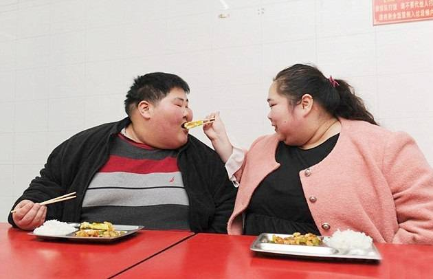 couple starts weight loss