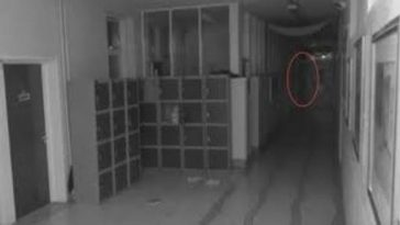 Footage of Paranormal Disturbances