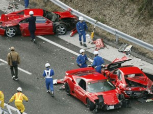 World's Most Expensive Cars, Crash