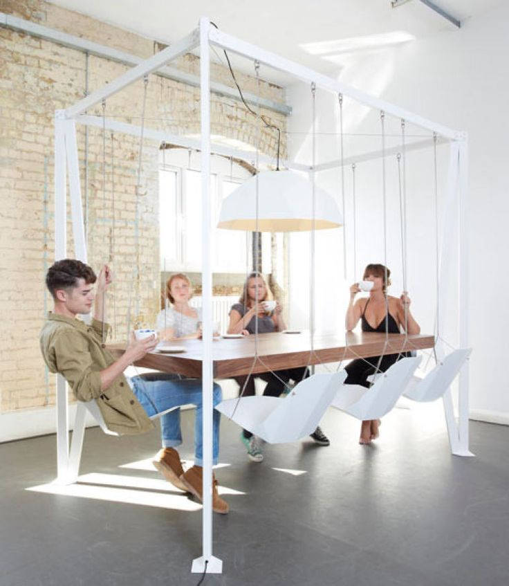 Table with Swing