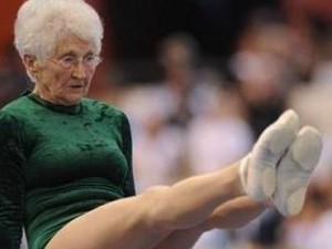Grandma Proves Age is Just a Number