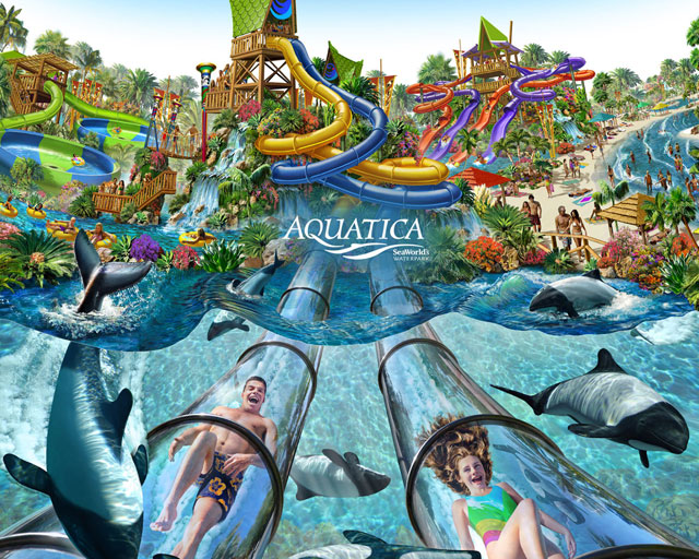 Get Wet and Wild with the World's Largest Water Parks - Wow