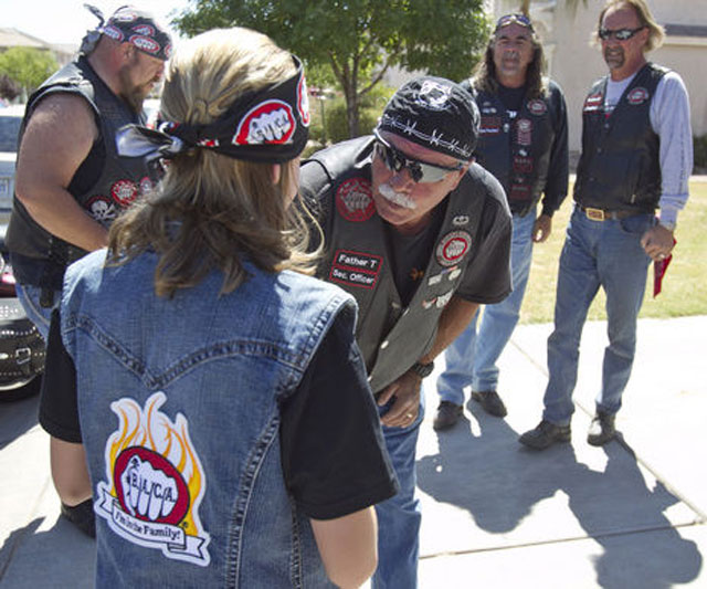 Bikers Against Child Abuse