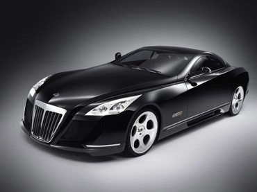 Maybach Exelero The World S Most Expensive Car Wow Amazing