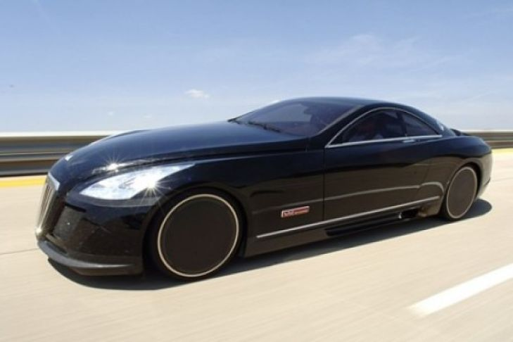 Maybach Exelero—The World's Most Expensive Car – Wow Amazing