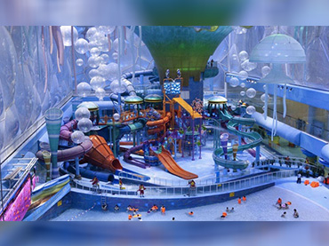 Most Largest Water Parks