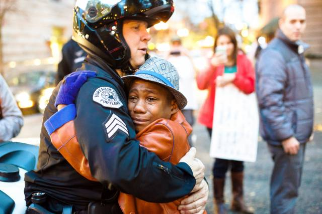 Kindness During Protests