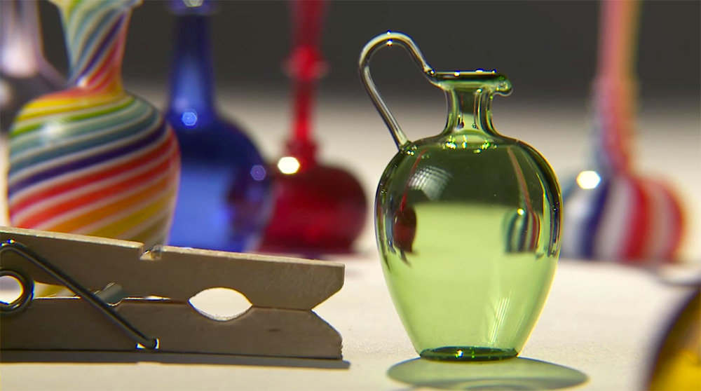 Mini Glass Art