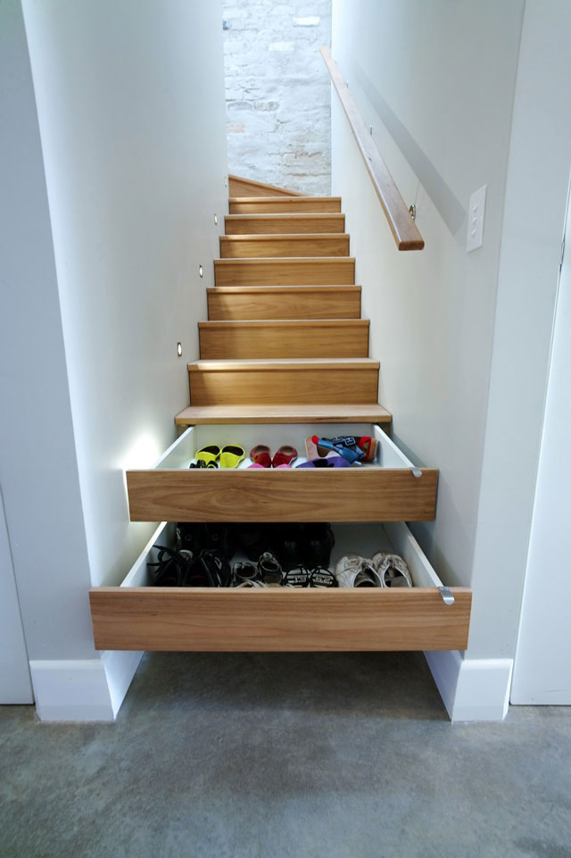 Stairs Drawer