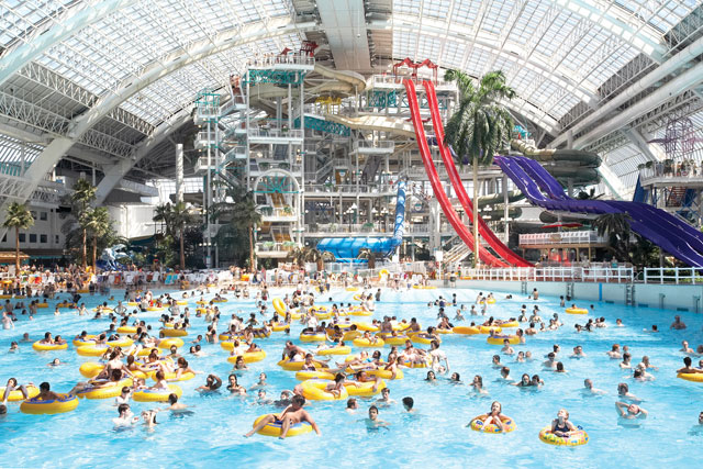Canada World Water Park