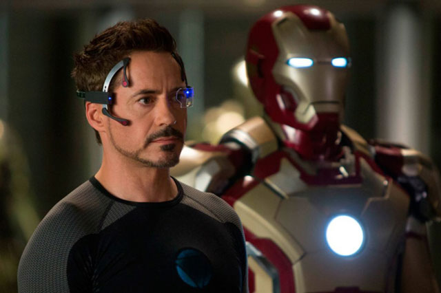 Iron Man Baby Dad Builds Iron Man Suit To Make His Son Feel Brave
