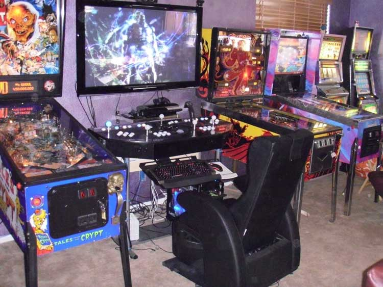 Epic Game Rooms That Will Blow Your Mind Wow Amazing