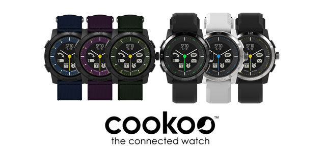 Connected Device Cookoo Smartwatch