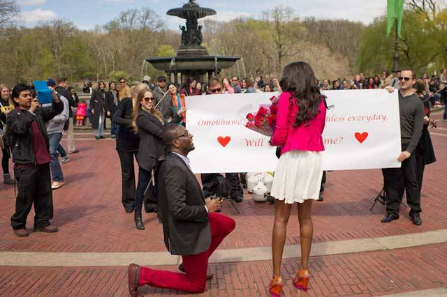 Is She The One Unique Marriage Proposals To Seal The Deal Wow Amazing