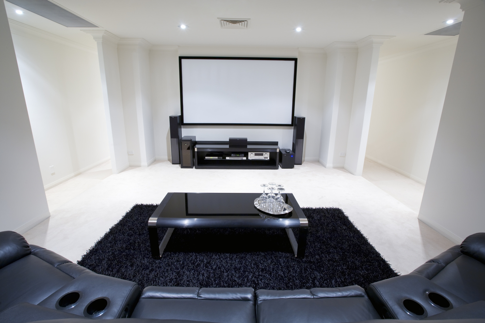 27 Magnificent Home Theater Designs to Marvel At – Wow Amazing