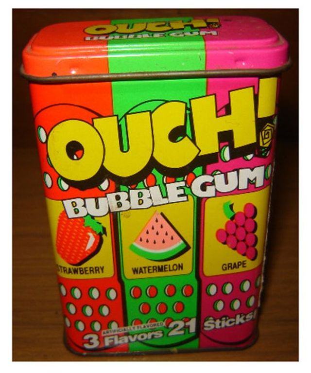 Ouch Gum