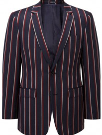Austin Reed Viyella Boating Stripe Jacket