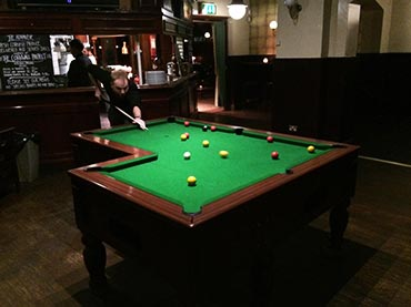 Oddly Shaped Pool Tables That Are Fun To Play On Wow Amazing - Hexagon pool table