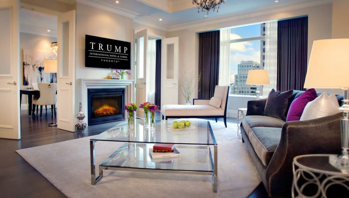 The Trump Hotel Toronto Suites Are Simply To Die For Wow Amazing