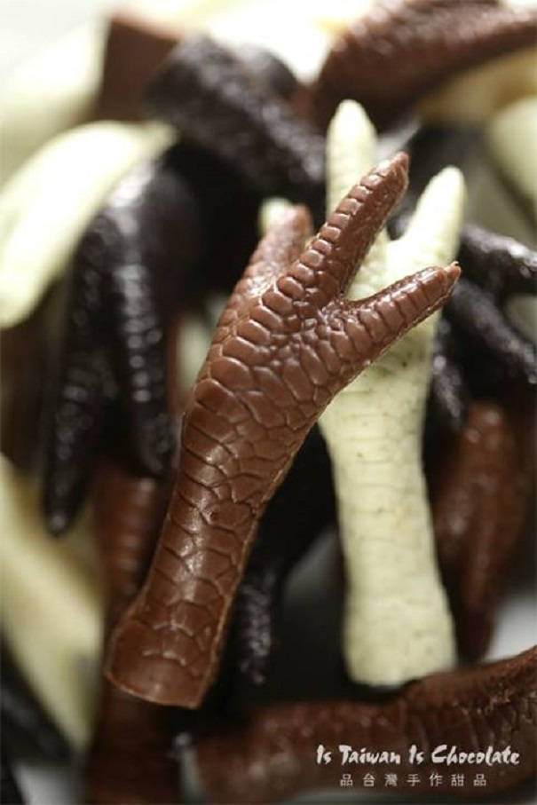 Chicken Feet Chocolate