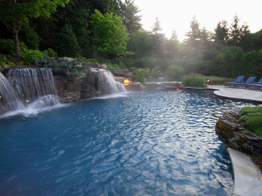 15 Waterfall Pool Designs You Can Follow for Your Homes – Wow Amazing