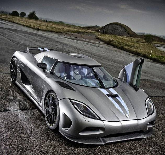 Koenigsegg Ccx Top Speed: Top 10 Fastest Cars In The World