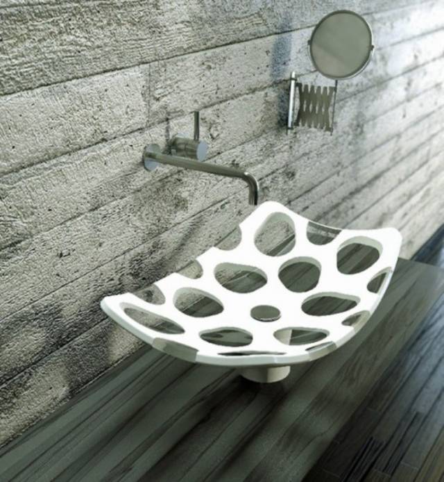 35 Awesome & Fabulous Bathroom Sink Designs 2015 (35)