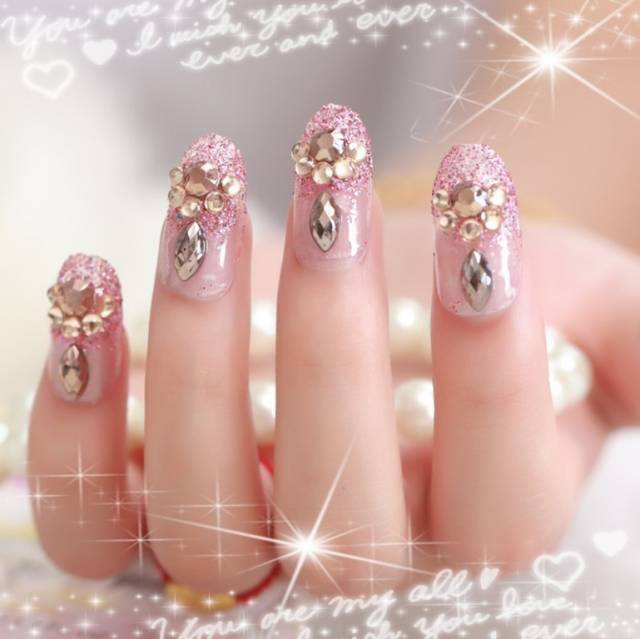 13 Nail Art Ideas For Teeny Tiny Fingertips Photos: 50 Amazing 3D Nail Art Designs You Need To Try