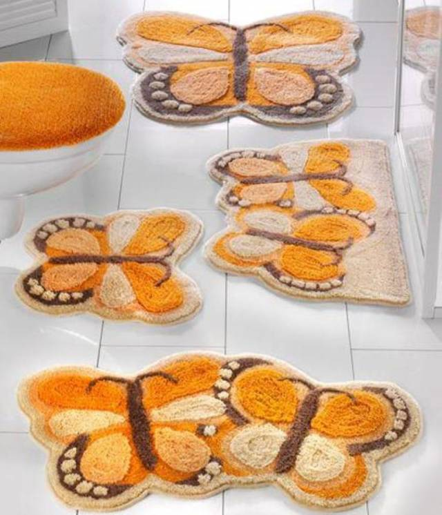 42 Awesome & Fabulous Bathroom Rugs for Kids 2015 (14)