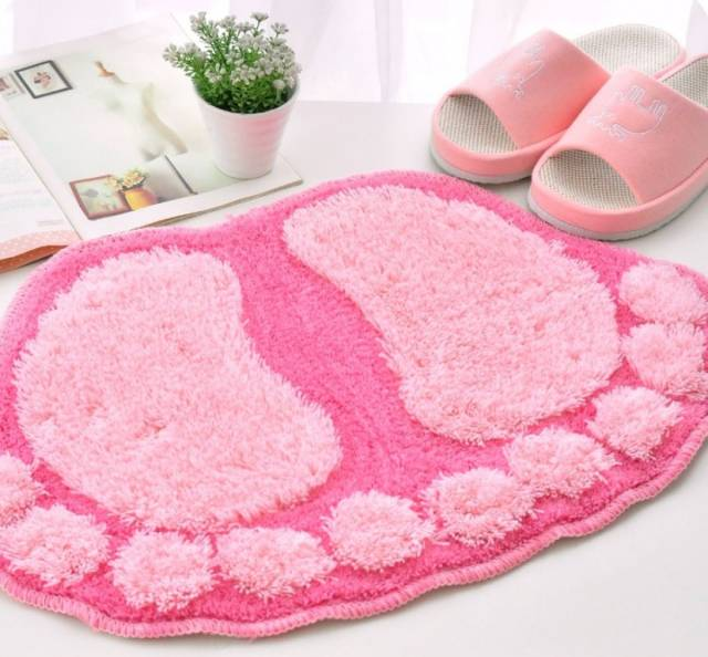 42 Awesome & Fabulous Bathroom Rugs for Kids 2015 (15)
