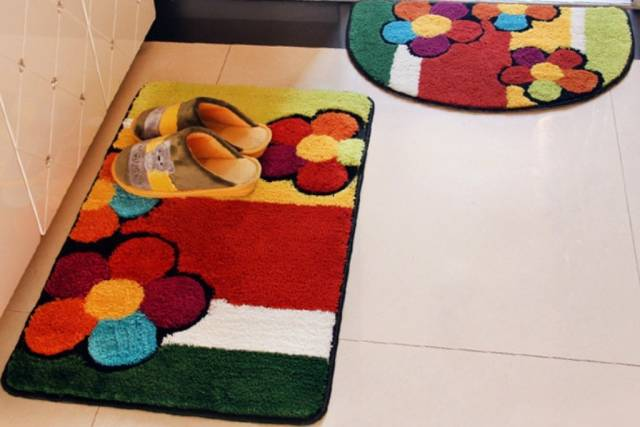 42 Awesome & Fabulous Bathroom Rugs for Kids 2015 (17)