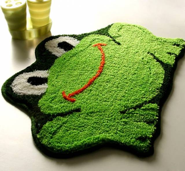 42 Awesome & Fabulous Bathroom Rugs for Kids 2015 (18)
