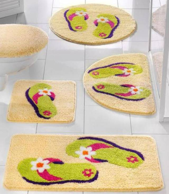 42 Awesome & Fabulous Bathroom Rugs for Kids 2015 (19)