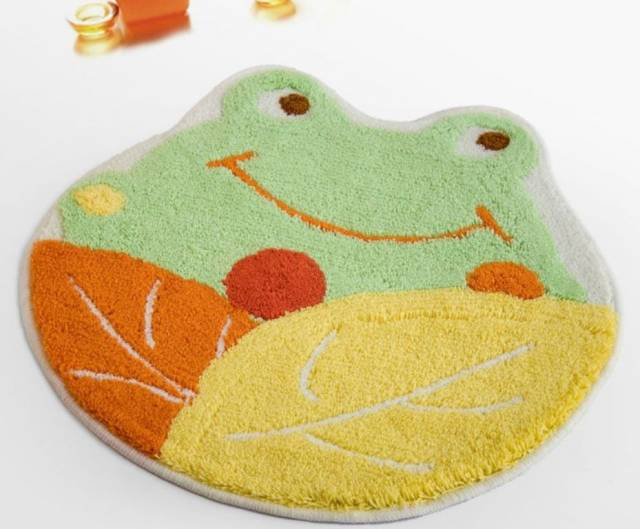 42 Awesome & Fabulous Bathroom Rugs for Kids 2015 (24)