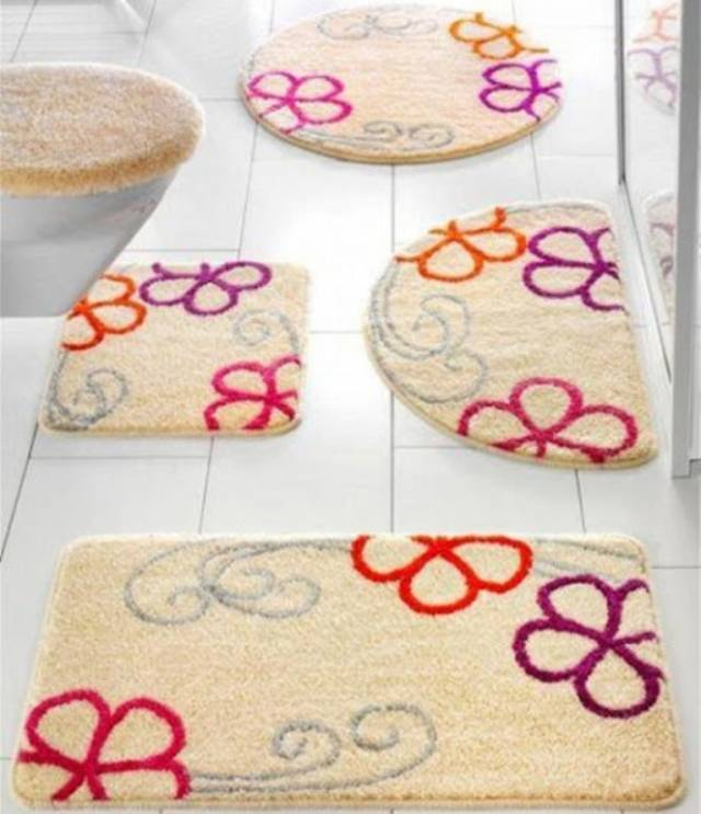 42 Awesome & Fabulous Bathroom Rugs for Kids 2015 (31)