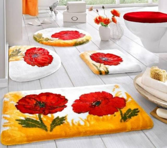 42 Awesome & Fabulous Bathroom Rugs for Kids 2015 (34)