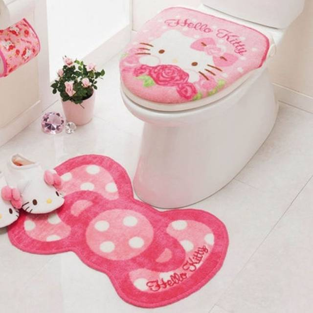 42 Awesome & Fabulous Bathroom Rugs for Kids 2015 (37)