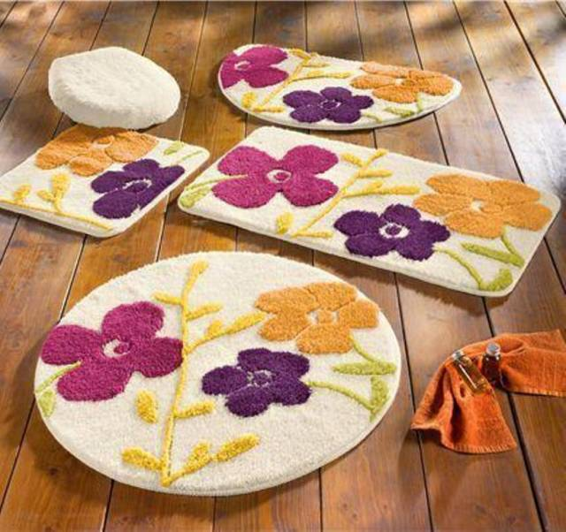 42 Awesome & Fabulous Bathroom Rugs for Kids 2015 (39)
