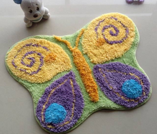 42 Awesome & Fabulous Bathroom Rugs for Kids 2015 (7)