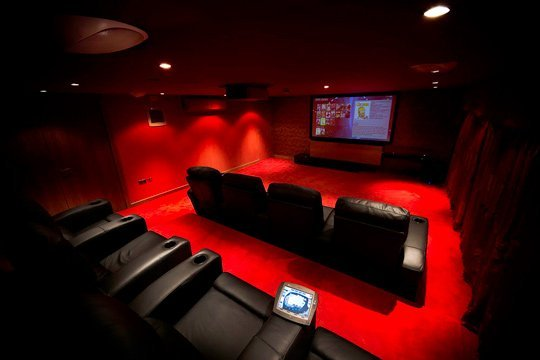 Amazing Bat Home Theatre Ideas Wow