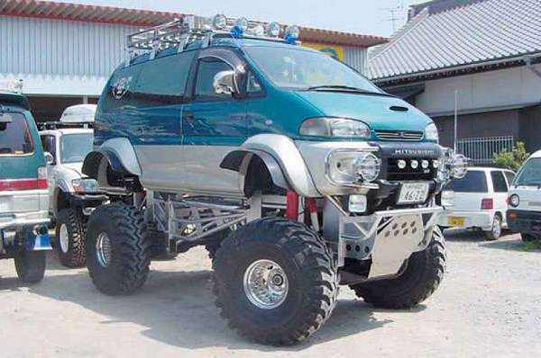 40 Souped Up and Pimped Out Vehicles