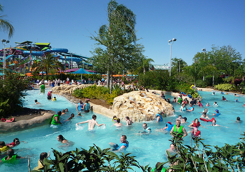Aquatica Orlando, The World's Most Visited Water Park
