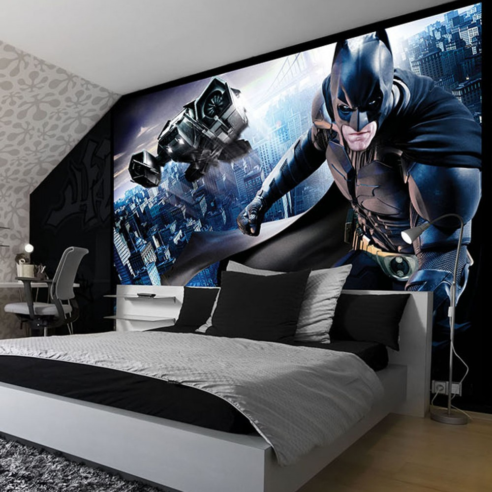 Amazing Batman-Themed Rooms You\'d Want for Your Own - Wow ...