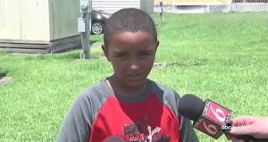 Boy Saves Kids from Mobile Home Fire in Florida