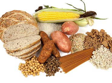 Carbohydrates and Fiber Helps Healthy Lifestyle